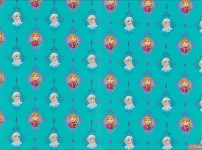 70318 Sweat French Terry Anna & Elsa Frozen süss