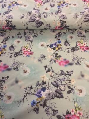 50164 Travel Print Flower Pusteblume für