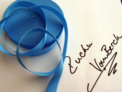20027 30 mm Gurtband hellblau