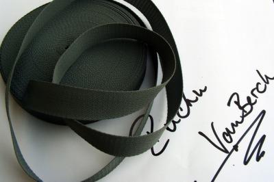 3000 30 mm Gurtband grau