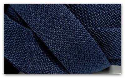 20017 30 mm Gurtband dunkelblau