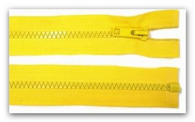 20292 Reißverschluss gelb 95cm teilbar für Jacken