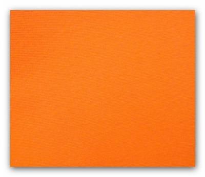 60425 Bündchen Bund orange uni im Schlauch