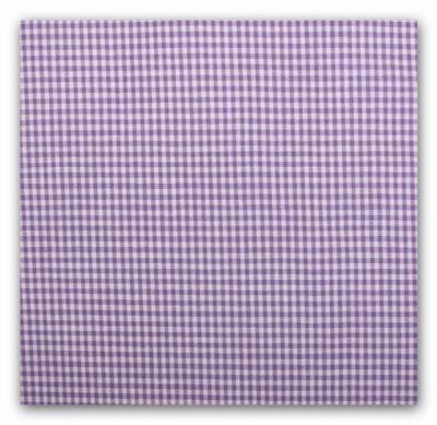 5223 Stoff Baumwolle Vichy klein lila