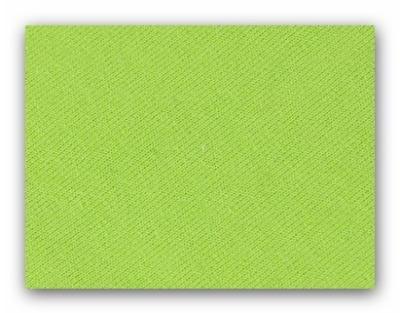 60455 Bündchen Bund hellgrün uni im Schlauch