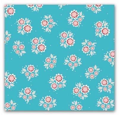 5516 Baumwolle Twice as nice Blume