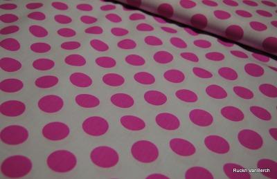 5543 Hilco Stoff Popeline Punkte Dots