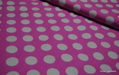 5548 Hilco Stoff Popeline Punkte Dots