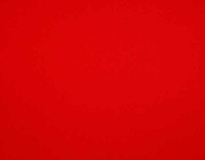 50107 Stoff Baumwolle rot uni