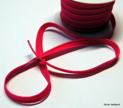 3174 Paspelband Jersey Stretch pink mm