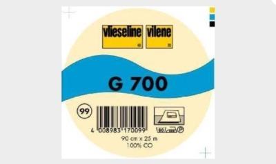 3000 Vlieseline G 700 weiß Freudenberg