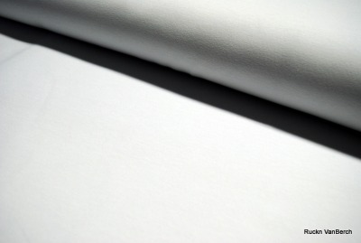 70291 Sweat Ganzjahressweat Kuschel weiß uni