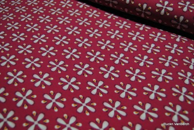 6866 Jersey Stretch Paisleys Stars Lillestoff