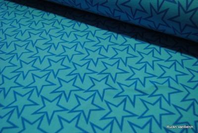 7380 Sweat Wintersweat Estrella Swafing türkis
