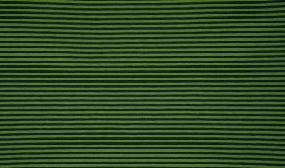 6583 Jersey Stretch Ringel Streifen grün dunkelgrün