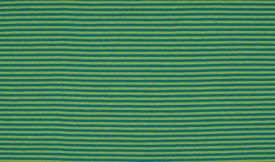 6310 Jersey Stretch Ringel Streifen aqua lime