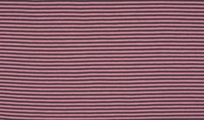 6206 Jersey Stretch Ringel Streifen grau rosa