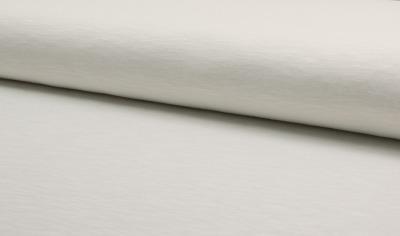 60038 Slubjersey uni hellgrau steingrau leichte Qualität