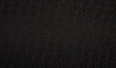 7509 Jersey Jacquard Strickstoff Angora dunkelgrau