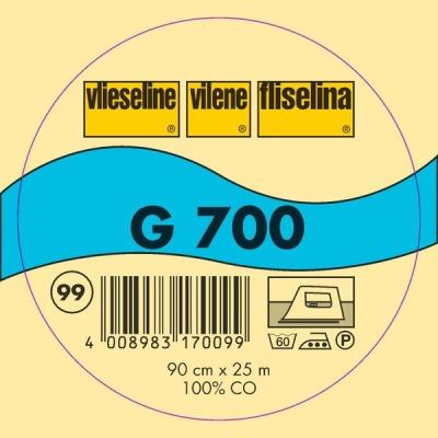 8011 Vlieseline G 700 schwarz Freudenberg
