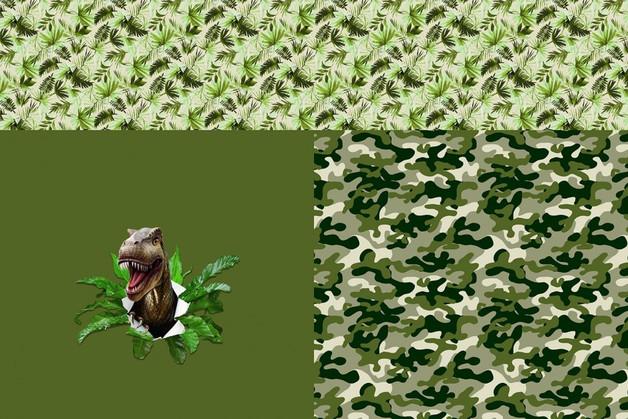 Jersey Panel Dino gruen