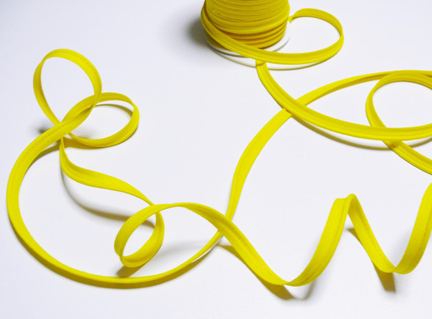 Paspelband gelb