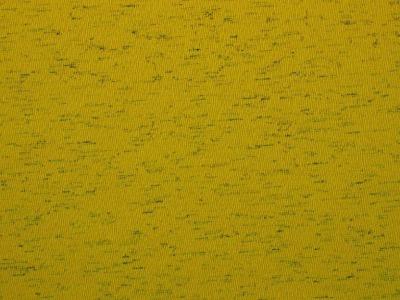 Sweat Stoff Italian gelb senf