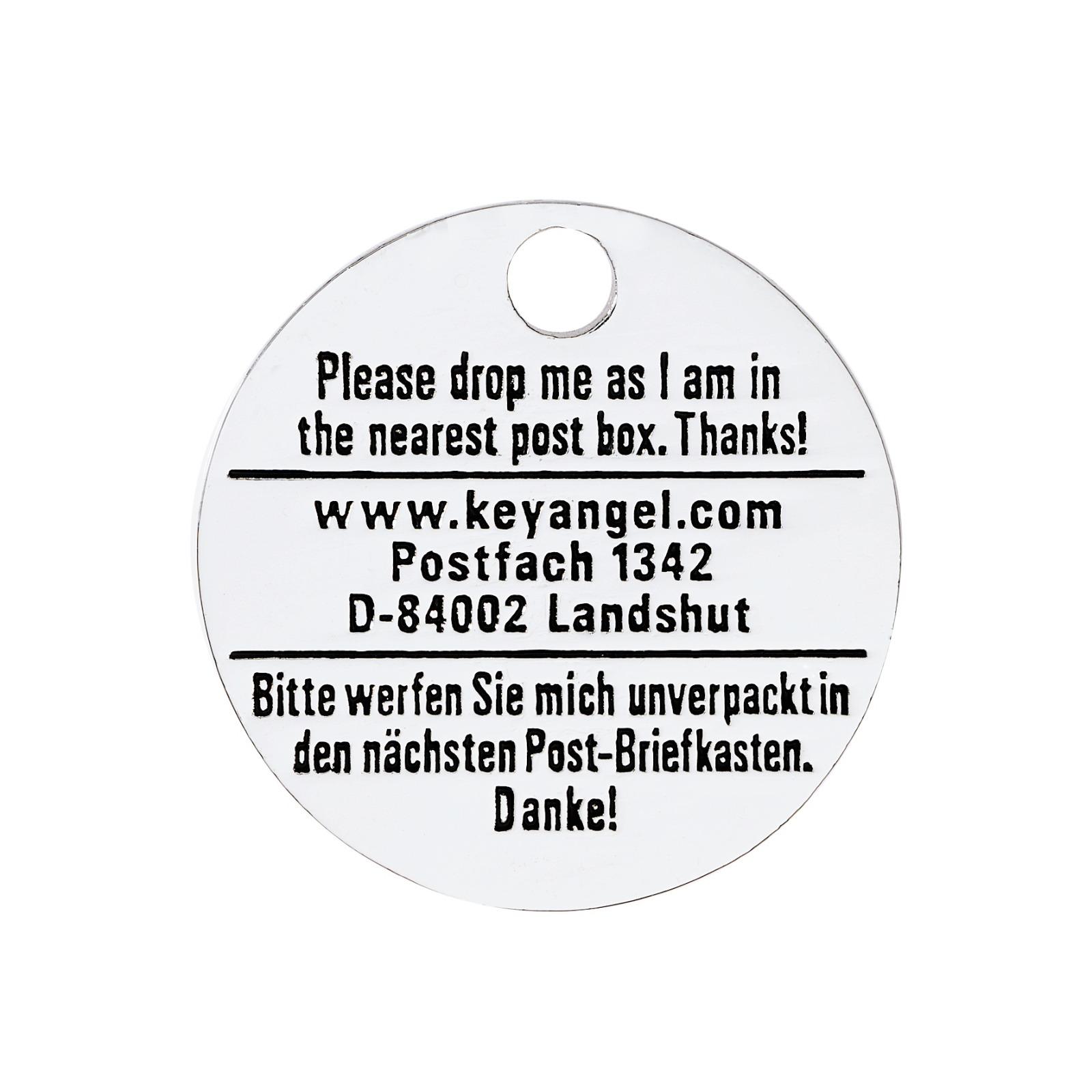 KeyAngel 10