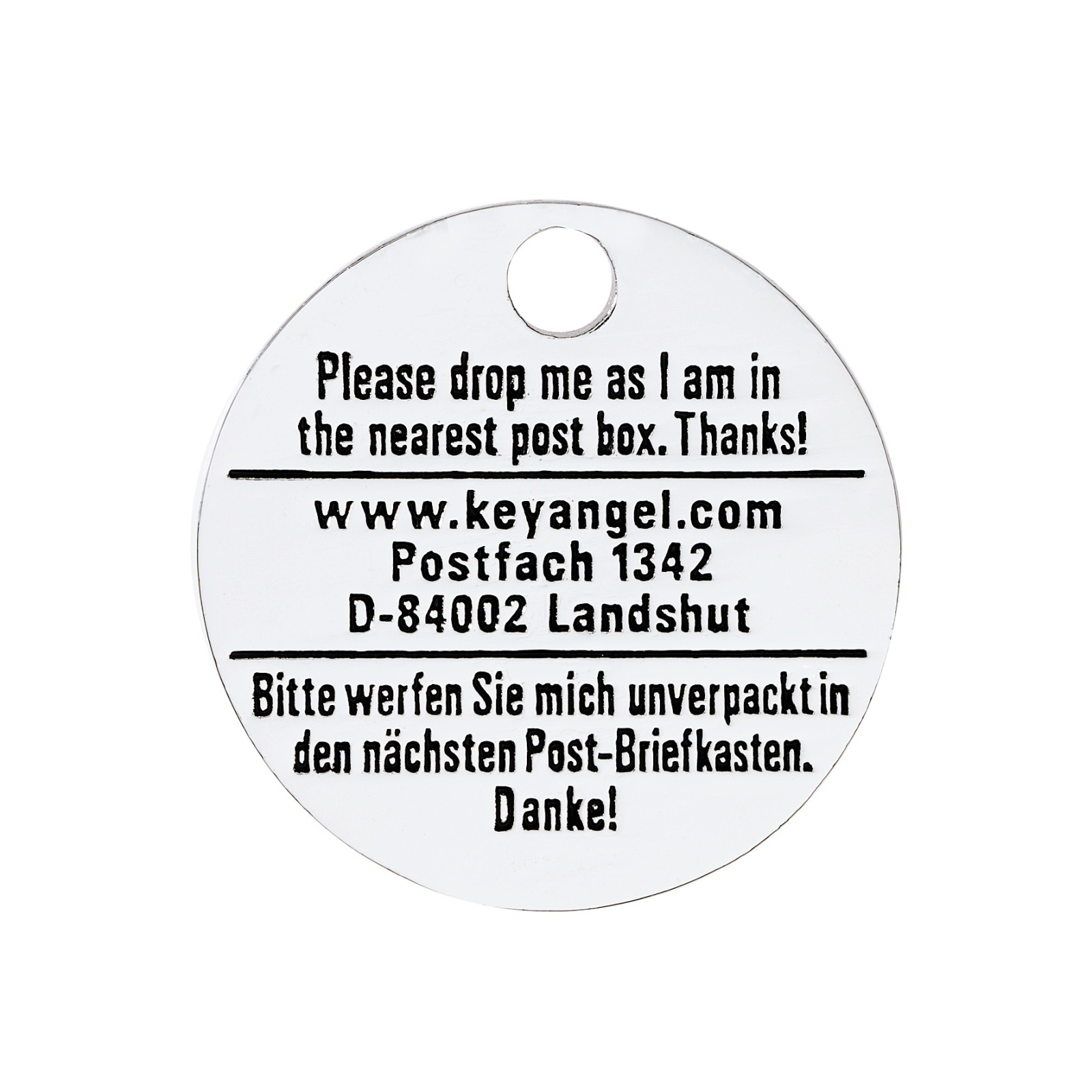 KeyAngel 3 3