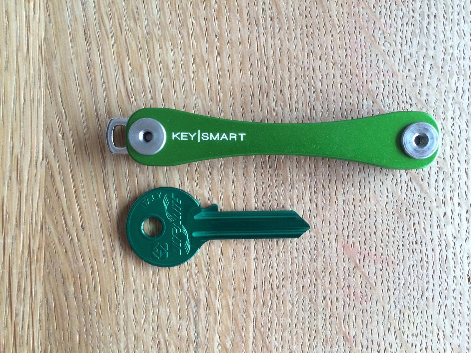 Ultralite-Ersatzschluessel fuer den Keysmart
