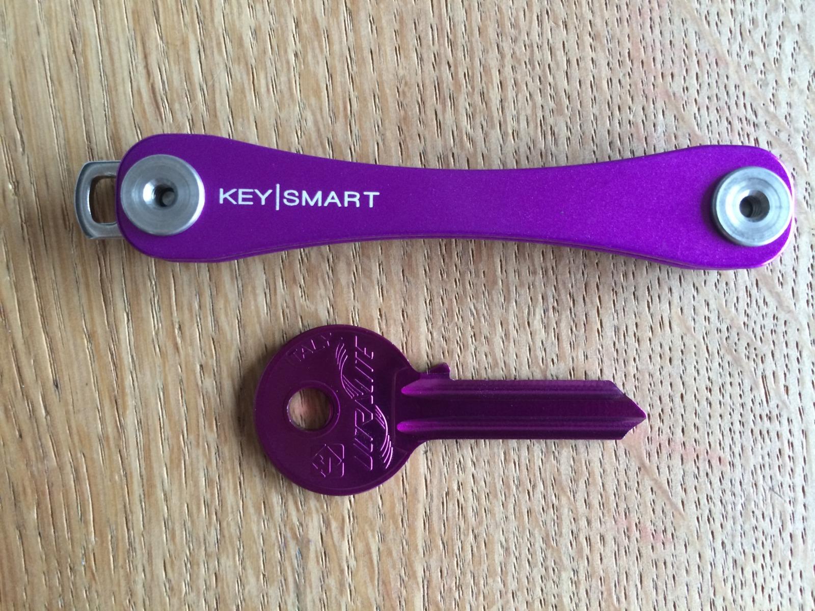 Ultralite-Ersatzschlüssel für den Keysmart 7