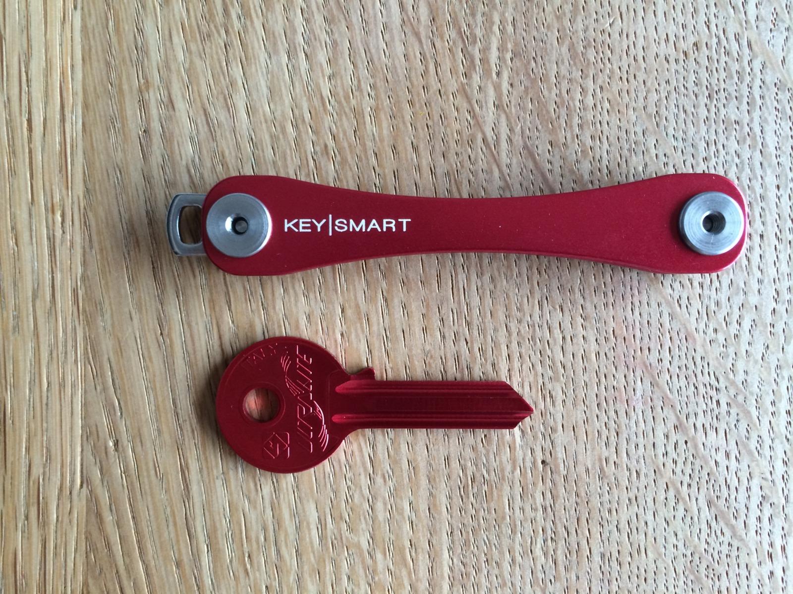 Ultralite-Ersatzschlüssel für den Keysmart 3
