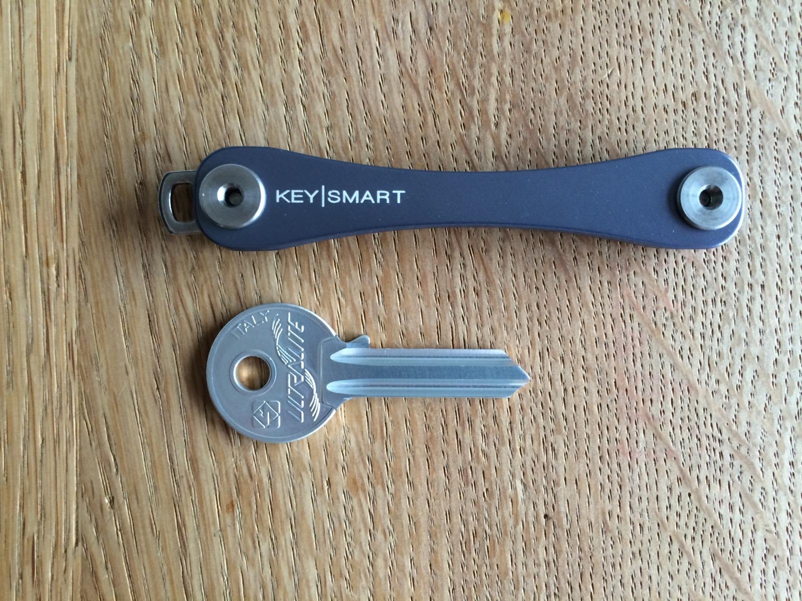 Ultralite-Ersatzschlüssel für den Keysmart