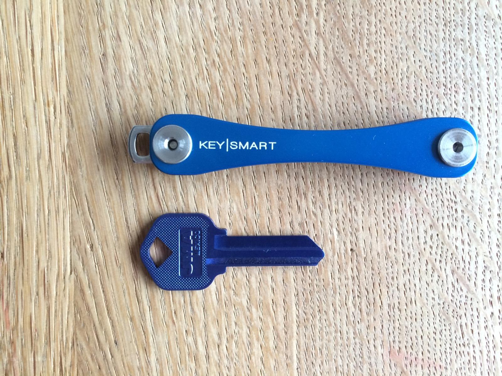 Air-Ersatzschlüssel für den Keysmart - 8