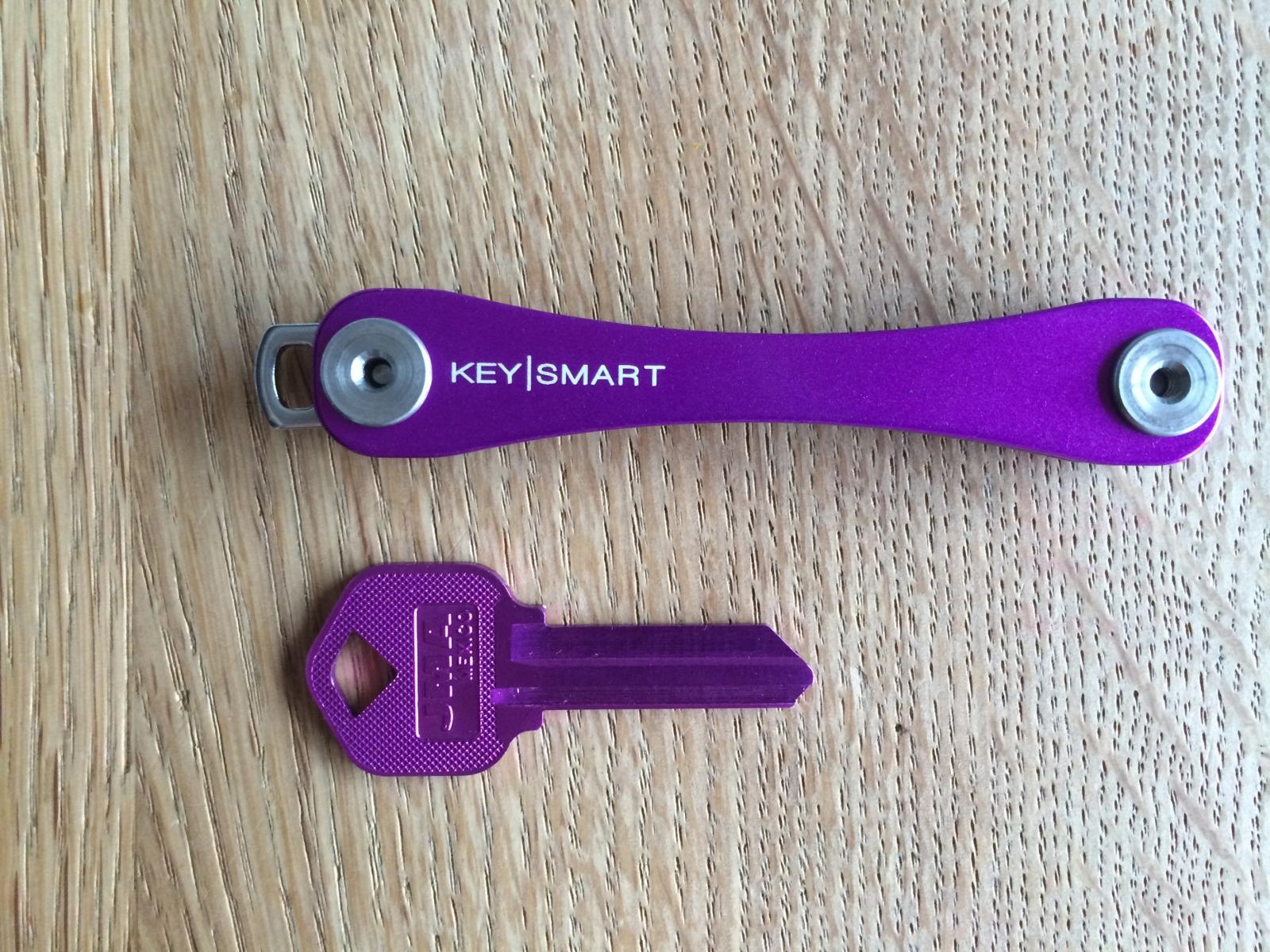 Air-Ersatzschlüssel für den Keysmart - 7