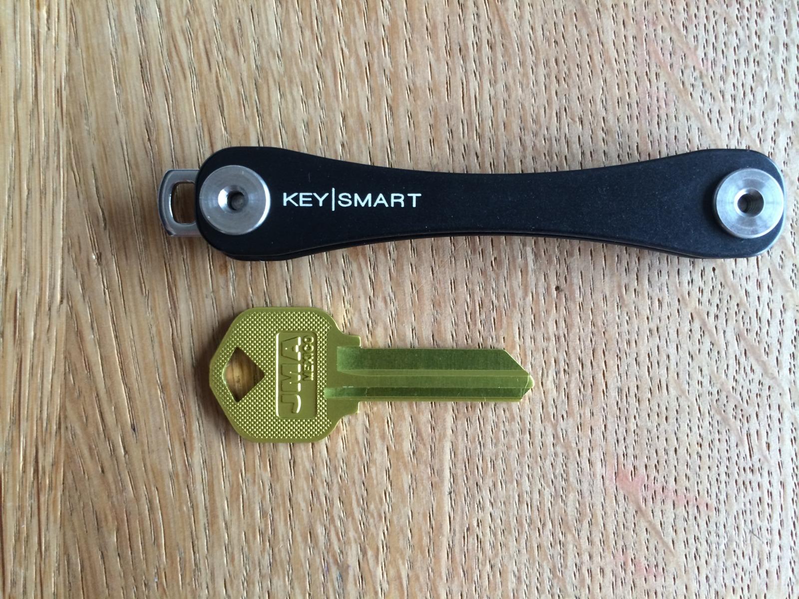 Air-Ersatzschlüssel für den Keysmart - 6