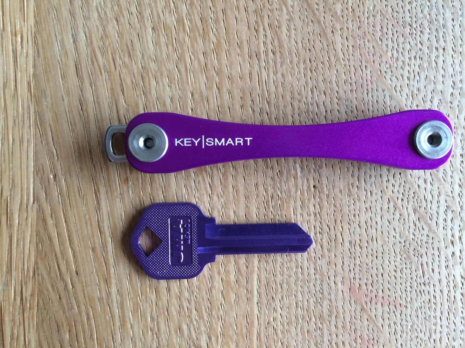 Air-Ersatzschlüssel für den Keysmart
