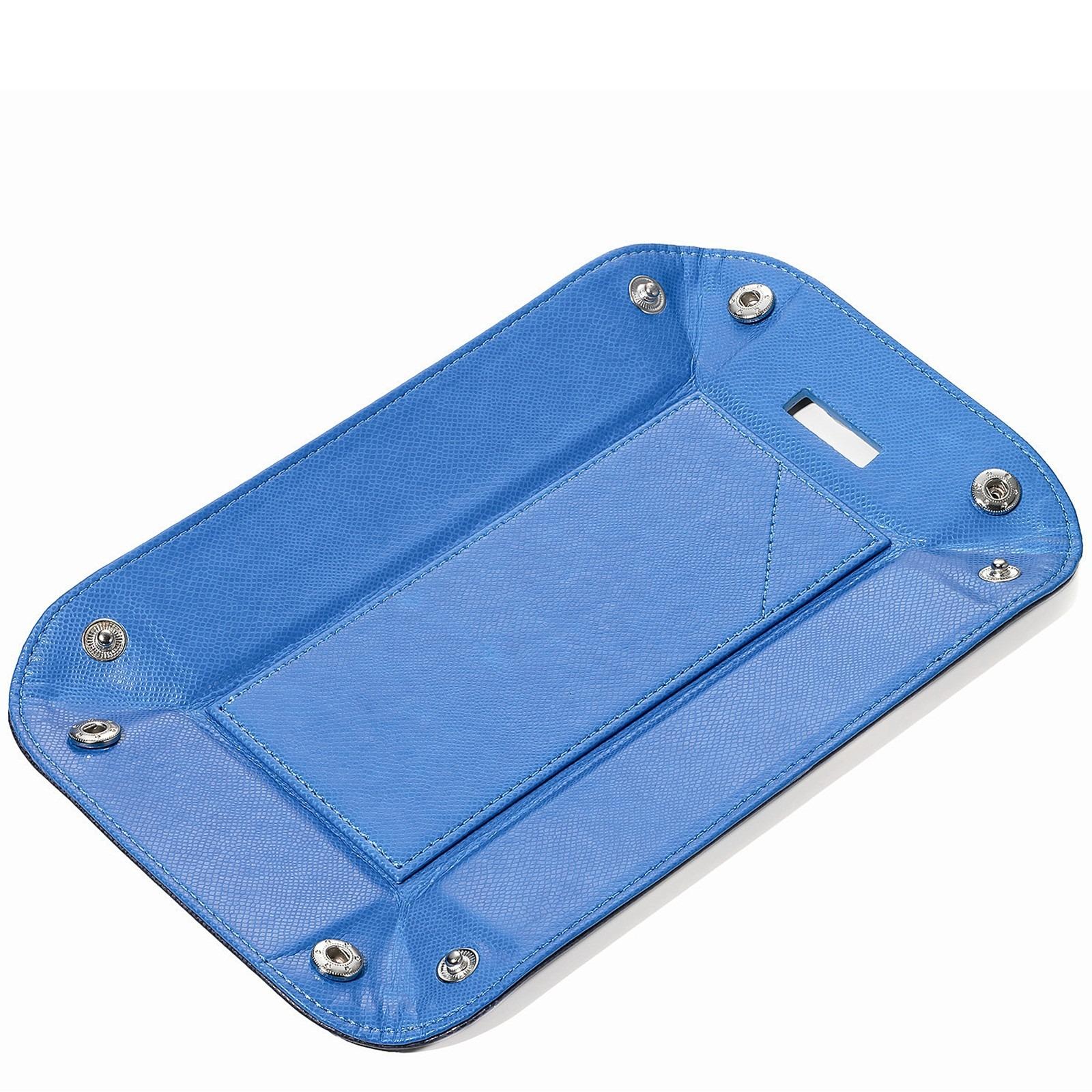 Schlüssel-Aufbewahrung blau 2