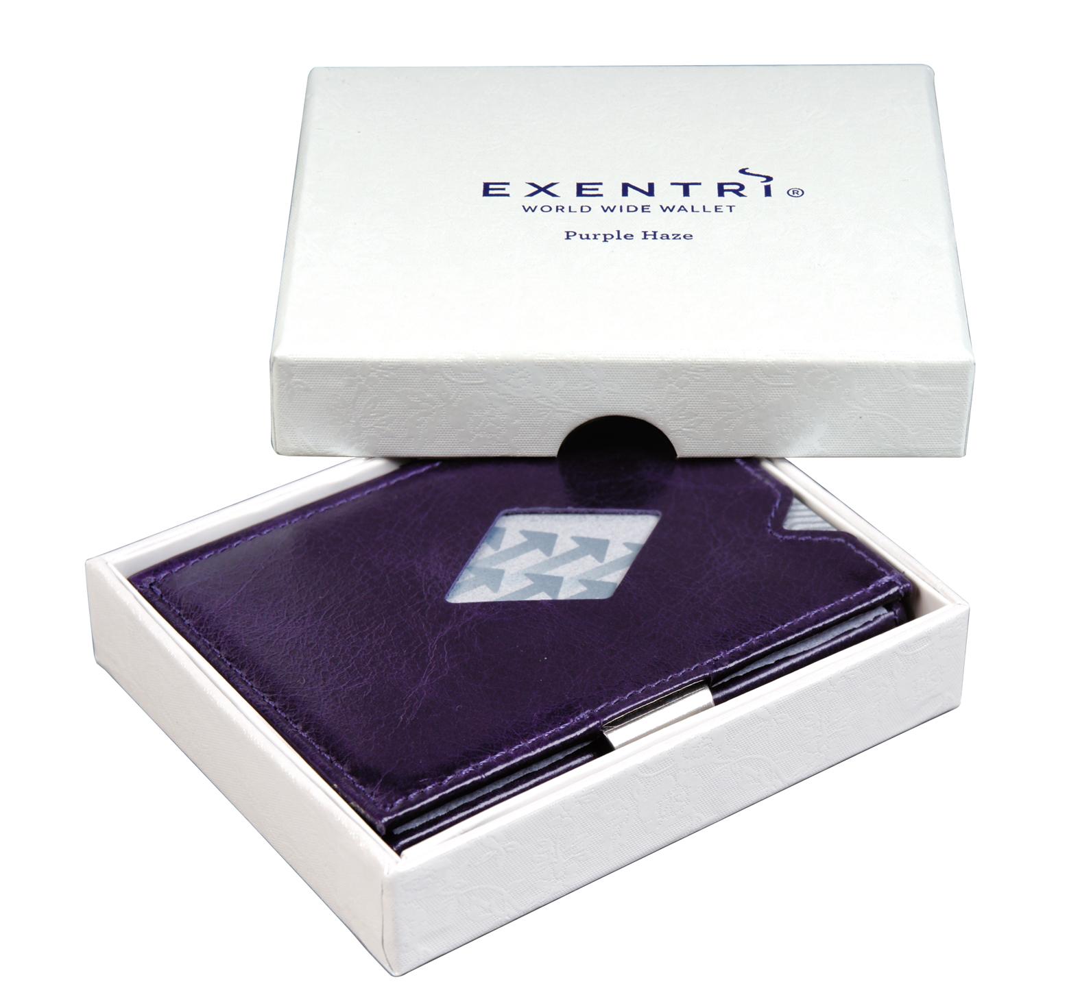 Exentri Wallet - Purple Haze - Ohne RFID Schutz - 2