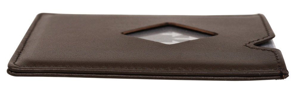 Exentri Wallet City Brown Ohne RFID