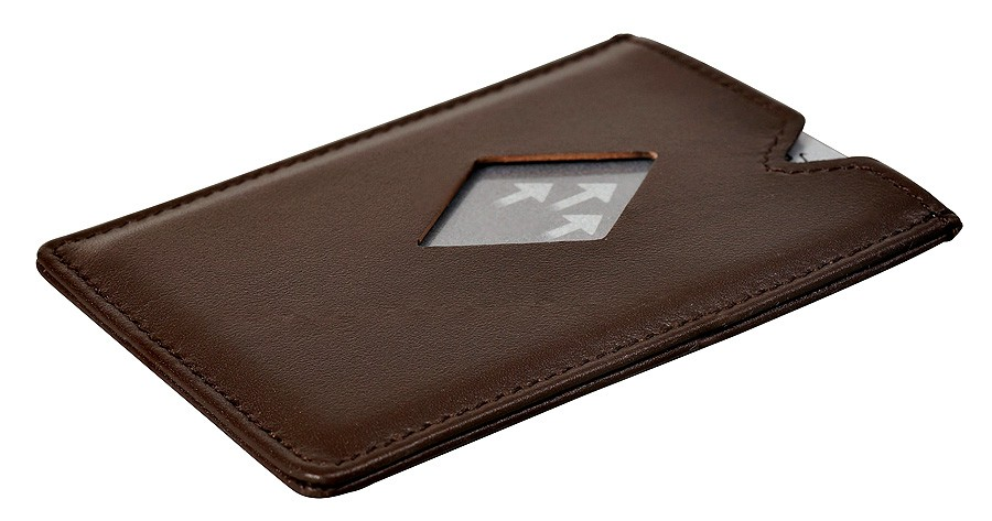 Exentri Wallet City Brown Ohne RFID - 1