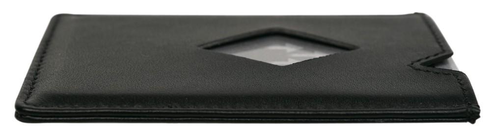 Exentri Wallet City Black - Ohne RFID Schutz