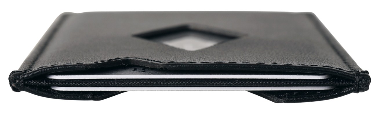 Exentri Wallet City Black Ohne RFID - 3