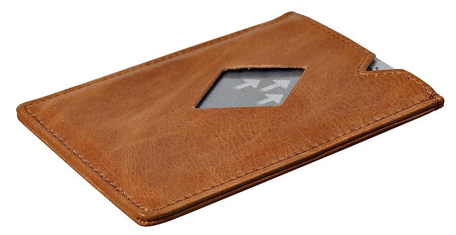 Exentri Wallet City Sand - Ohne RFID Schutz - 1