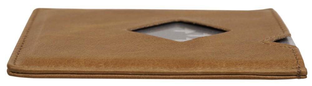 Exentri Wallet City Sand - Ohne RFID Schutz - 6
