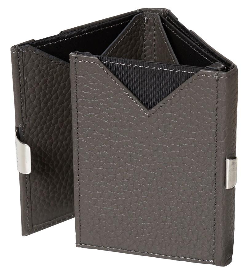 Exentri Wallet Grey Structure Ohne RFID - 3