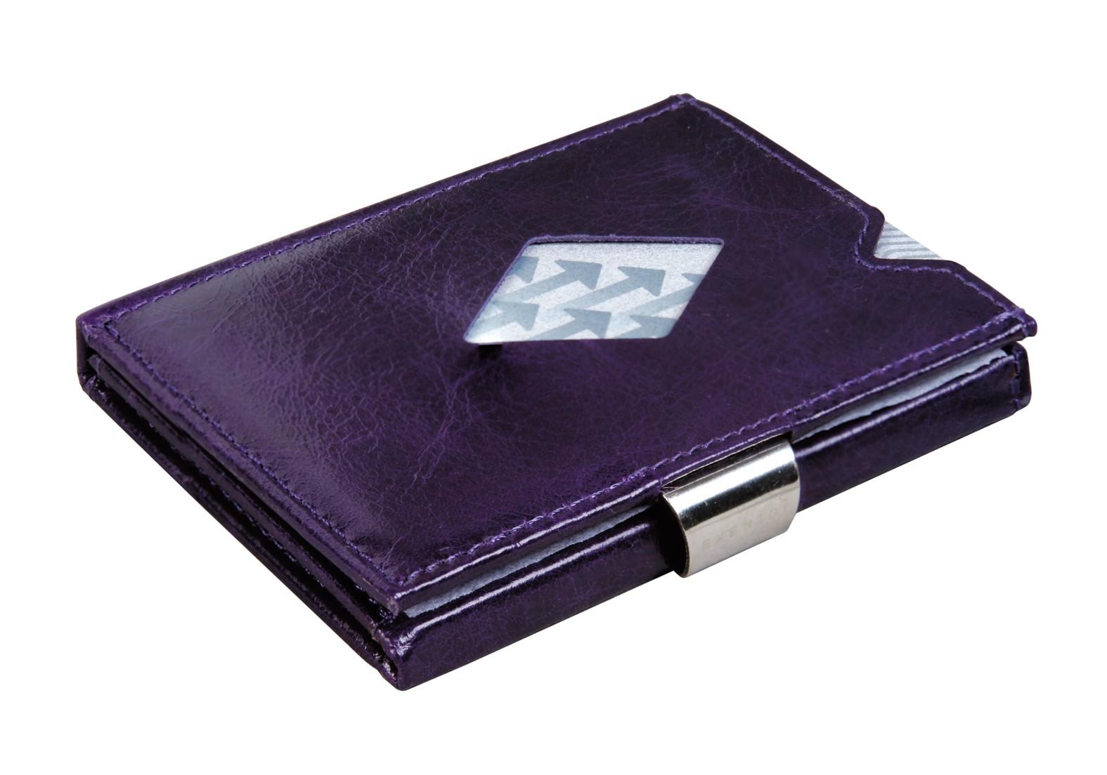 Exentri Wallet - Purple Haze - Ohne RFID Schutz - 1