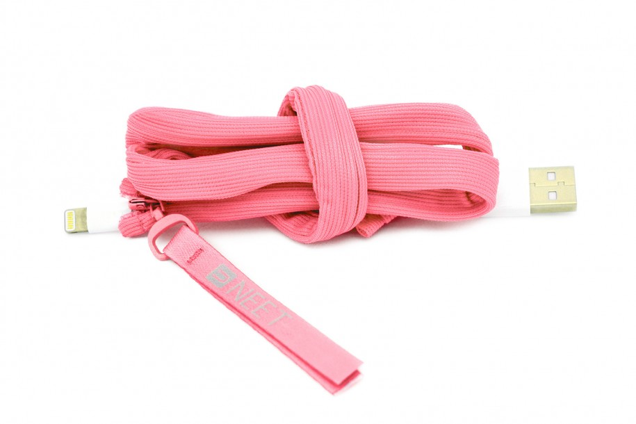 Neet Cable Keeper Pink