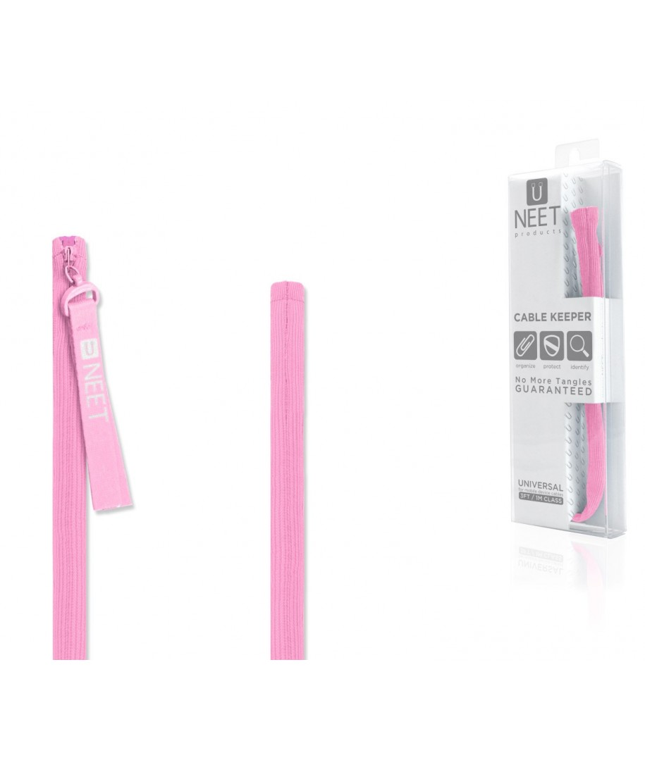 Neet Cable Keeper Pink 2