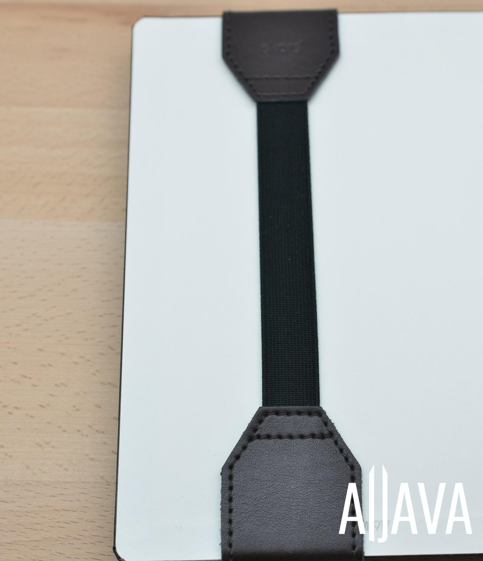ALjAVA Louis Rindspaltleder: Braun Naht: Braun - 3